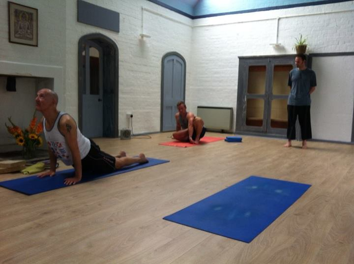 In-person Mysore classes with Ben now running