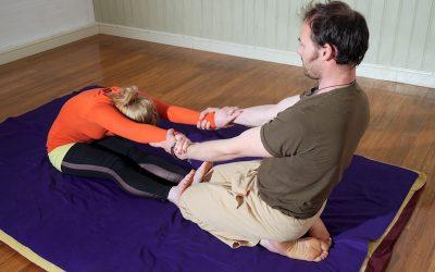 Thai Yoga Massage with Ben